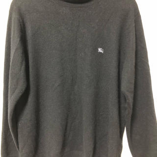 BURBERRY BLACK LABEL - バーバリー カシミヤ100%セーター