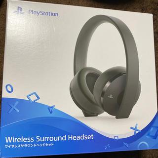 プレイステーション(PlayStation)のSONY CUHJ-15007 ps4 ヘッドホン(ヘッドフォン/イヤフォン)