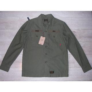 W)taps - 15AW BUDS LS 2 M WTAPS バッズシャツ