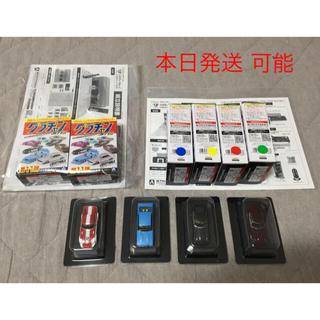 アオシマ(AOSHIMA)のグラチャンコレクション11オンライン、LB限定セット(ミニカー)