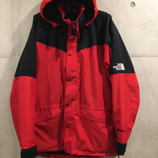 THE NORTH FACE - 90's THE NORTH FACE hydroproofマウンテンパーカー