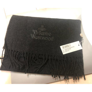 Vivienne Westwood - 新品未使用 箱付 vivienne westwood マフラー 男女兼用