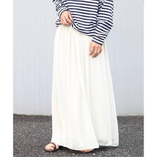 Plage - plage  ギャザースカート