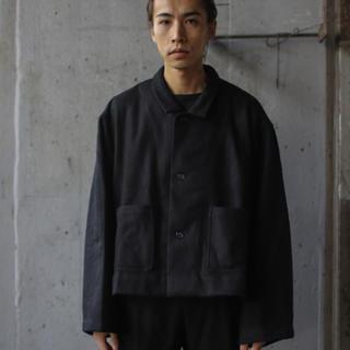 RANTIKI(乱痴気) - Badhiya short length jacket バディーヤ セットアップ