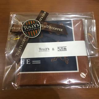 タリーズコーヒー(TULLY'S COFFEE)のTully's Coffee タリーズ タリーズFUROSHIKI コーヒー器具(ノベルティグッズ)