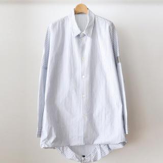UNUSED - ESSAY 19AW Balloon shirt バルーンシャツ
