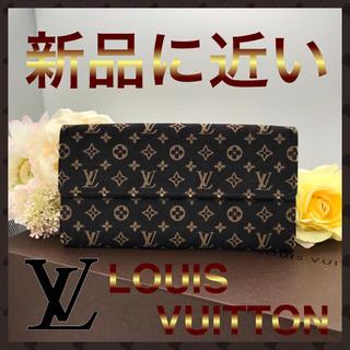 LOUIS VUITTON - LOUIS VUITTON✨長財布✨ユニセックス❤️視線集まっちゃうかも☆