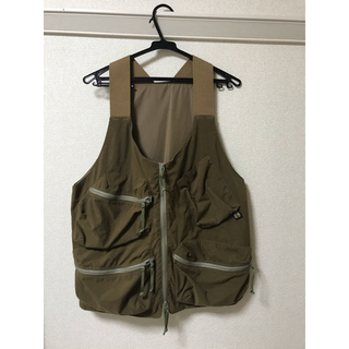 Engineered Garments - COMFY HUNTISH VEST ハンティッシュベスト