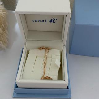 canal4℃ - 4°C ネックレスチェーン