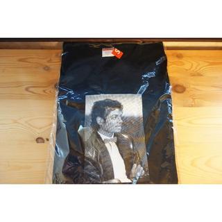 Supreme - Supreme 17SS マイケルジャクソン Tシャツ 黒 L