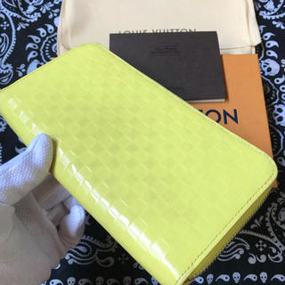 LOUIS VUITTON - ❤️正規品❤️ ダミエ ファセット ジッピーウォレット 長財布 レディース