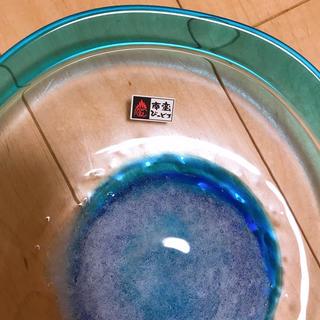 琉球ガラス 何番ビードロ お皿