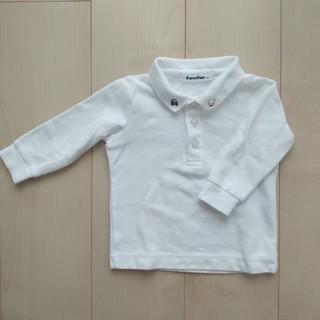 familiar - 美品! familiar ファミリア 長袖 ポロシャツ 80