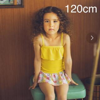 グリーンレーベルリラクシング(green label relaxing)の【新品】kids スイムウェア green label relaxing 水着(水着)