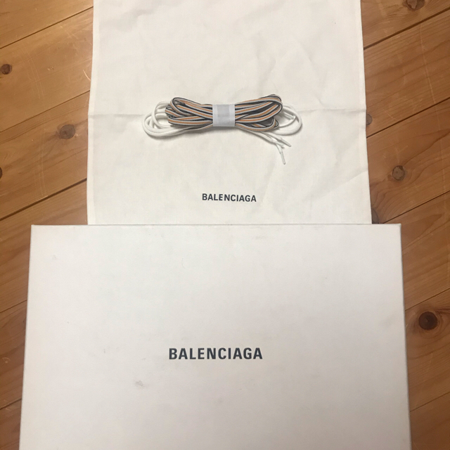 Balenciaga(バレンシアガ)のbalenciaga track 42 メンズの靴/シューズ(スニーカー)の商品写真