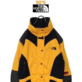 THE NORTH FACE - 【黄色!】THE NORTH FACE EXTREME LIGHT JACKET
