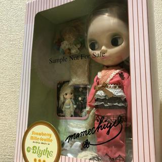 Takara Tomy - 【非売品 】BLYTHE ネオブライス 豆千代 ストロベリーミルフィーユ