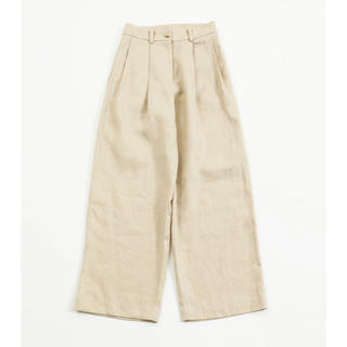 TODAYFUL - TODAYFUL / Linen Trousers