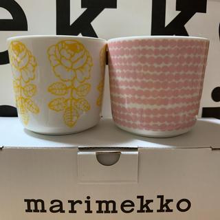 marimekko - マリメッコ ラテマグ ヴィヒキルース  シイルトラプータルハ 2個