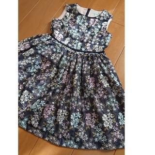 TOCCA - トッカ 140 総刺繍 ドレス ワンピース 美品 130