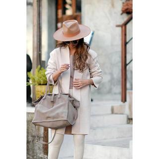 ルームサンマルロクコンテンポラリー(room306 CONTEMPORARY)のroom306contemporary Boucle Gown Coat(ロングコート)