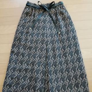 イエーガー(JAEGER)の【JAECER】スカート #10 美品(ひざ丈スカート)