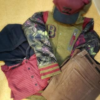 バートン(BURTON)の美品◆【スノボウェア】◆ パンツとインナー◆BURTONsista.jsirop(ウエア/装備)