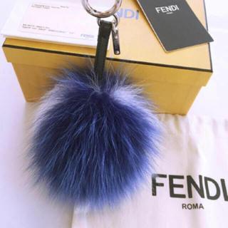 FENDI - FENDI ポンポンチャーム