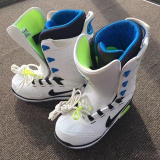 ナイキ(NIKE)の値下 希少 ナイキ ズーム怪獣 スノーボードブーツ 27.5cm Nike(ブーツ)