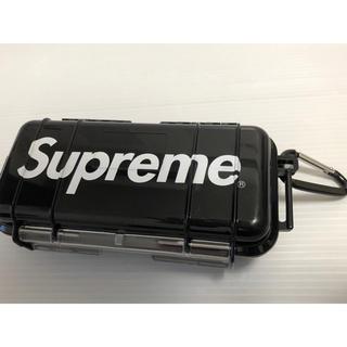 シュプリーム(Supreme)の新品 SUPREME 14SS Pelican Case ペリカンケース 黒(その他)