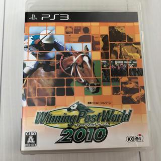 Koei Tecmo Games - ウイニングポストワールド 2010 PS3
