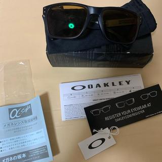 オークリー(Oakley)のOAKLEY ホルブルック α-sight ブラウンレンズ(サングラス/メガネ)