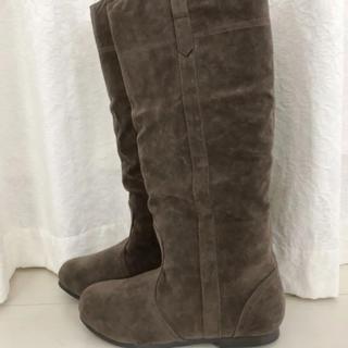 ♡ 未使用 ロングブーツ LLサイズ ♡(ブーツ)