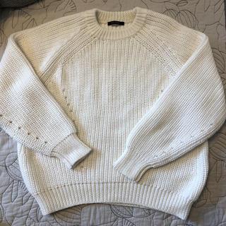 TOMORROWLAND - MACPHEE♡ニットセーター