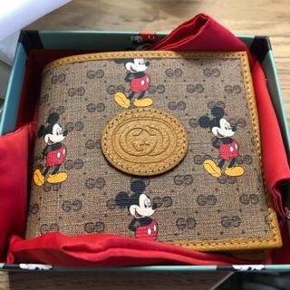 Disney - ディズニー x グッチ コインウォレット GUCCI ミッキーマウス