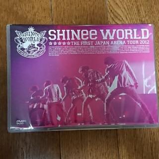 シャイニー(SHINee)の値下げ!SHINee WORLD 2012 DVD (K-POP/アジア)
