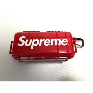 シュプリーム(Supreme)の新品 SUPREME 14SS Pelican Case ペリカンケース 赤(その他)