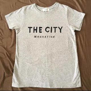 ミラオーウェン(Mila Owen)のTシャツ(Tシャツ(半袖/袖なし))