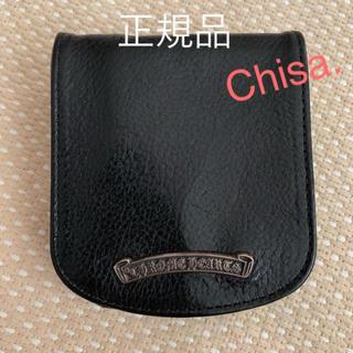 クロムハーツ(Chrome Hearts)のクロムハーツ タクシーウォレット  確実正規品(折り財布)
