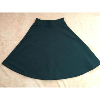 グローブ(grove)のgrove  フレアースカート(ひざ丈スカート)