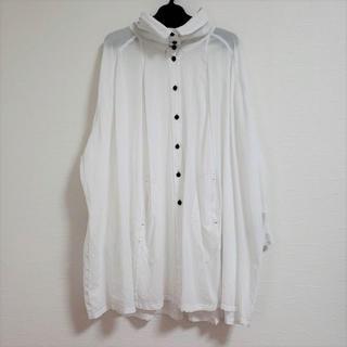 センソユニコ(Sensounico)のUSED センソユニコ キューブ キューブ ふんわり身幅たっぷりカジュアルシャツ(シャツ/ブラウス(長袖/七分))