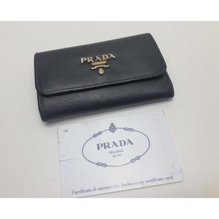 PRADA - D281 プラダ ミラノ 6連キーケース ジャンク メンズ レディース