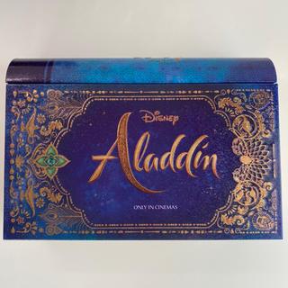 Disney - アラジン 缶 ボックス