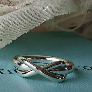 Tiffany & Co. - TIFFANY❤️インフィニティリング❤️