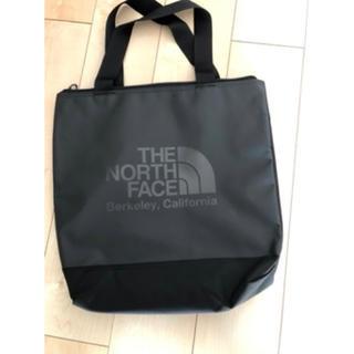 THE NORTH FACE - 定価8800円!ノースフェイス トートバック 黒 ブラック 新品タグ付き