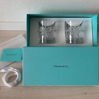 Tiffany & Co. - 【新品】ティファニー ペアグラス