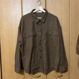 オーバーサイズ シャツ(シャツ/ブラウス(長袖/七分))