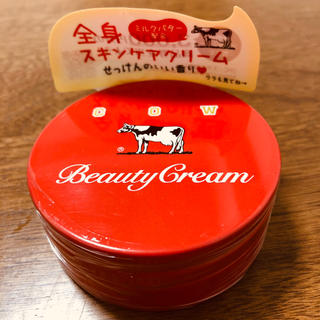 ギュウニュウセッケン(牛乳石鹸)の牛乳石鹸 赤箱 ビューティクリーム(ボディクリーム)