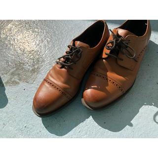 コールハーン(Cole Haan)のCOLEHAAN 革靴 26.5(スニーカー)
