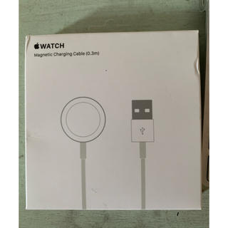 Apple Watch - Apple WATCH magnetic charging cable 0.3m